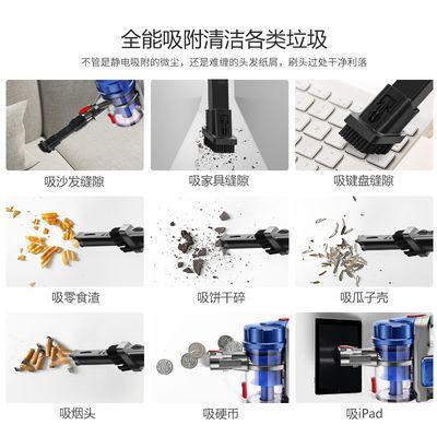 畅销家宝风无线吸尘器家用手持式强力大功率锂电小型车用充电无绳