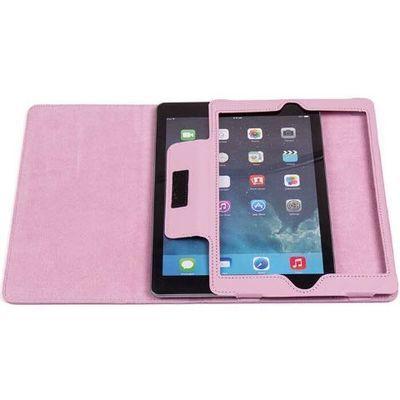 送钢化膜7.9英寸苹果iPadmini2平板电脑A1432保护套A1489迷你皮壳