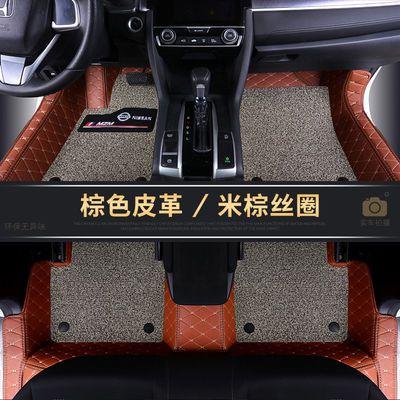 10 11 2012 19日产新老款经典轩逸专用全包围汽车脚垫手自动档09