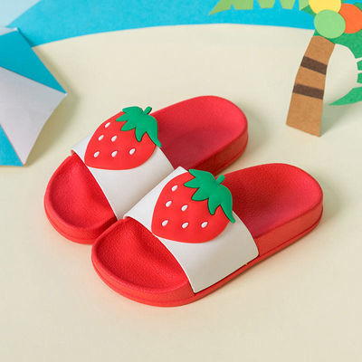 儿童拖鞋夏季男童女童室内外防滑可爱卡通儿童居家亲子沙滩拖鞋
