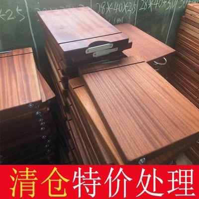 进口乌檀木整木加厚切菜板实木板家用厨房砧板【正宗A级乌檀木】
