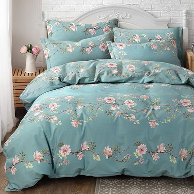 【特卖 亲肤被套单件】被套单件被罩家纺双人床上用品单人被套