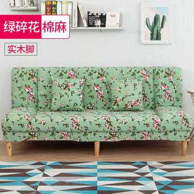 新款新品北欧可折叠沙发床两用多功能单双人沙发经济小户型网红款