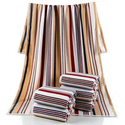 新款新品浴巾特大号90*180cm柔软纯棉超强吸水加大超大号男女沙发