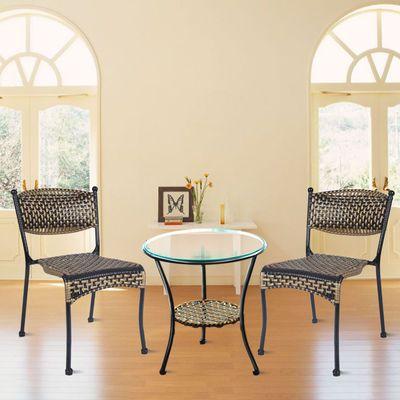小藤椅子靠背椅儿童成人家用小号编织餐凳子单人阳台客厅茶几竹椅