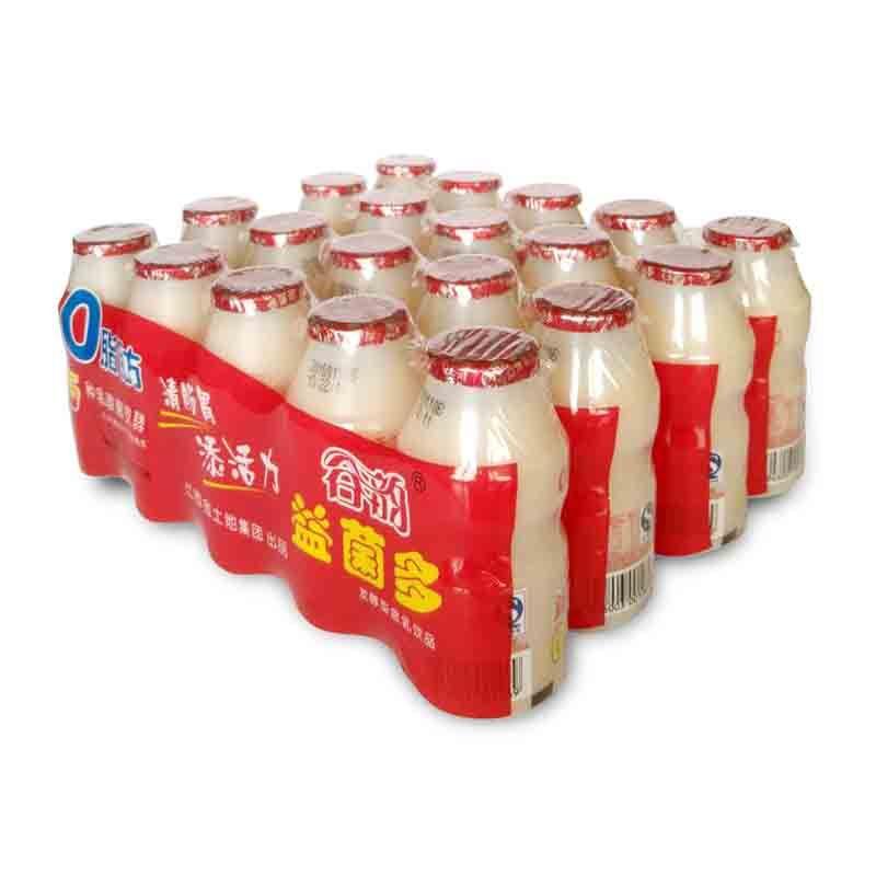 谷韵乳酸菌饮料100ml*20瓶酸牛奶优酸乳饮品儿童早餐奶