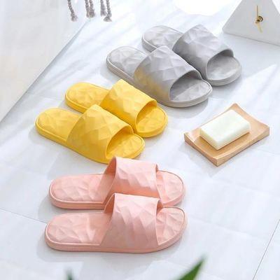 2020拖鞋女夏天软底室内防滑情侣家居家用塑料浴室洗澡男士凉拖鞋