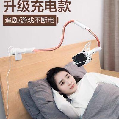 手机支架平板床头pad直播看电视ipad夹子万能支撑驾多功能可伸缩