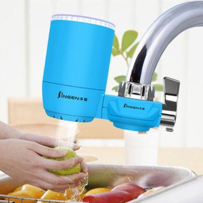 净恩净水器可拆洗水龙头过滤芯通用厨房自来水净化器家用直饮电器
