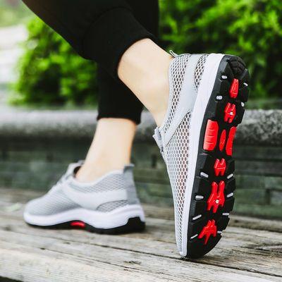 2020爆款男鞋夏季网鞋男透气网运动鞋新款韩版流行百搭休闲鞋登山