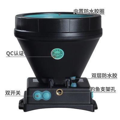 新款雅尼736头灯强光可充电超亮远射头戴式手电筒led夜钓户外矿灯
