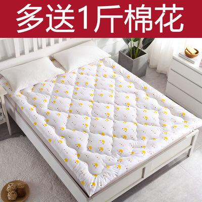 新款新品纯棉花褥子垫被棉絮双人1.8m床1.5米加厚2单人1.2/1.35M