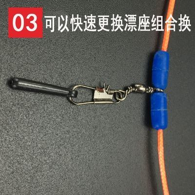 爆款大物钓鱼线组手工绑好黑坑成品主线巨物青鲟鱼进口原丝鱼线钩