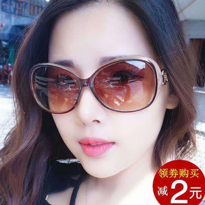 2020新款【不分老少皆可佩戴】墨镜新款炫彩太阳镜女士防紫外线太