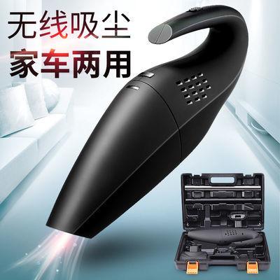 车载吸尘器无线家用车内车用大功率干湿两用迷你小型充电汽车强力