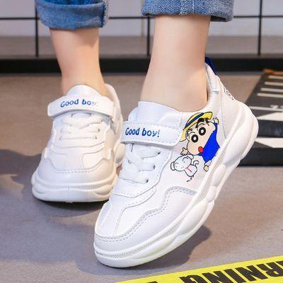 2020新款童鞋儿童小白鞋男女童板鞋2020春季新款学生休闲鞋小孩单