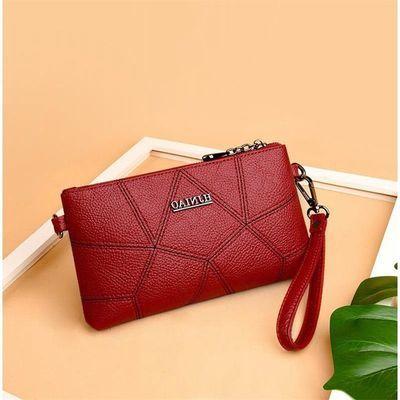 【送小包】软皮包包女式新款百搭单肩斜挎包手拿小包2305