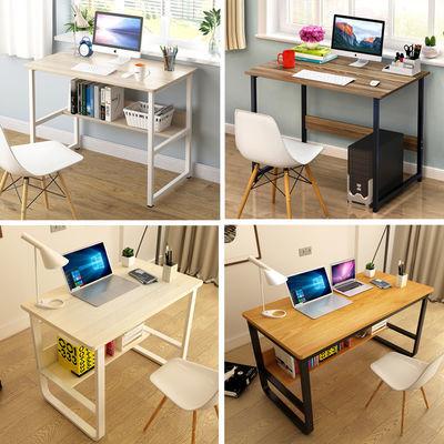 新款新品电脑台式桌家用电脑桌现代办公桌学习桌子简约书桌经济型