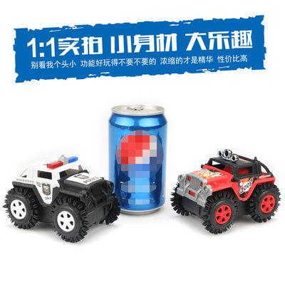 全自动翻滚特技翻斗车越野汽车赛车男女孩儿童电动玩具车