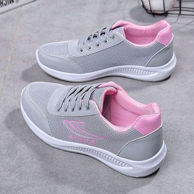 鞋子女学生韩版新款休闲运动鞋布面百搭平底时尚单鞋帆布妈妈鞋子