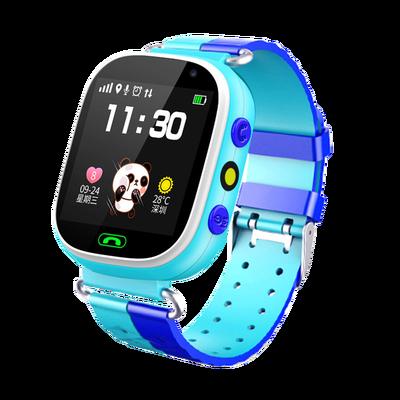 新款儿童智能电话手表中小学生男女多功能定位防水拍照触摸屏智能