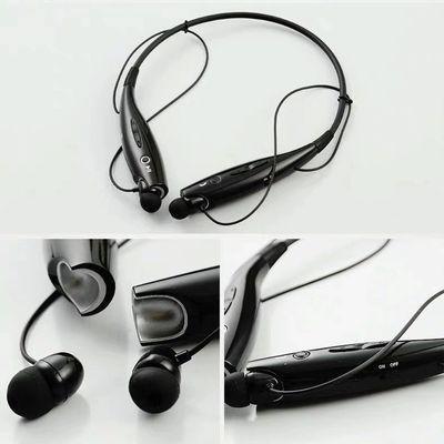 爆款运动蓝牙耳机便携颈挂式耳麦 可插卡K歌通话OPPO华为苹果安卓
