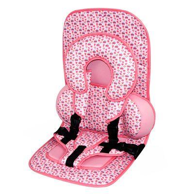 儿童安全座椅垫汽车用简易汽车背带便携式宝宝车载坐垫9个月-4岁