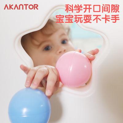 新款阿卡图儿童游戏围栏宝宝防护栏家用安全栅栏婴儿室内爬行垫学