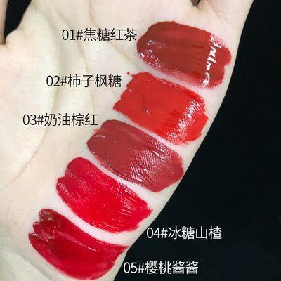 【5支装】梦境复兴唇釉套装不掉色独角兽新年古风唇彩口红礼盒装