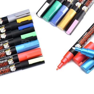 郡士 君士高达模型上色油性马克笔 GM 消色笔上色笔 勾线渗线笔
