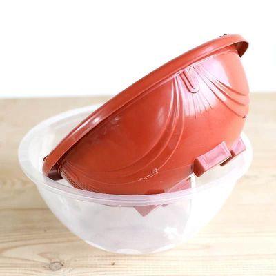 大盆绿萝花盆专用懒人储水盆自动吸水盆吊兰盆塑料180mm型号360mm