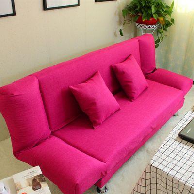 沙发床多功能小户型可折叠沙发床懒人简易沙发出租房宿舍两用沙发