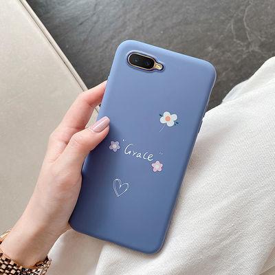 OPPOr15x手机壳超薄女款软壳r15x新款防摔全包软壳简约潮流手机套