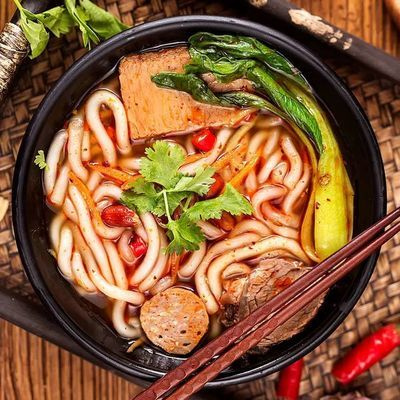 土豆粉带调料砂锅自煮302g速食火锅粉麻辣烫袋装新鲜土豆粉批发