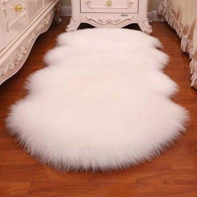 2020爆款仿羊毛四季长毛绒地毯床边毯客厅卧室满铺榻榻米茶几地垫