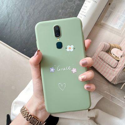 OPPOa9手机壳女磨砂硅胶a9x保护套防摔新款网红韩版可爱少女软壳i