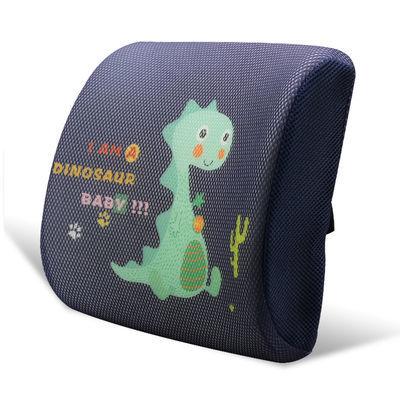 靠垫办公室腰靠记忆棉夏天腰垫汽车靠背垫孕妇护腰靠枕腰椎垫腰枕