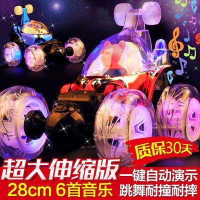 新款翻滚特技车遥控车翻斗车越野遥控汽车模充电动赛车儿童玩具车