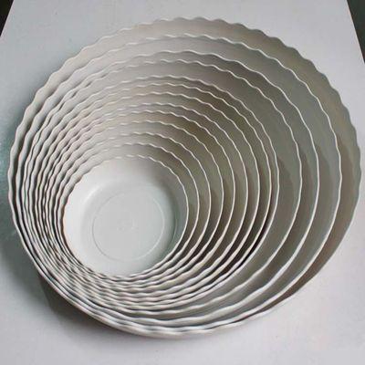特卖 用加厚花盆托盘塑料花盆底托接水盘移动底托花盆底座花盆垫