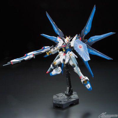 万代 高达 拼装 模型 RG 14 1/144 强袭自由 ZGMF-X20A 突击自由