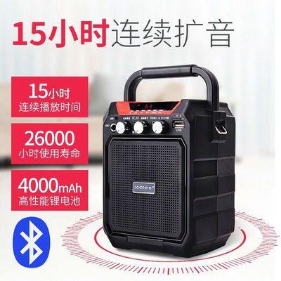 歌郎S15户外家用广场舞无线蓝牙音箱低音炮小音响大功率大音量k歌