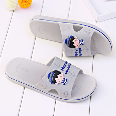 7-12-15岁中大童凉拖鞋防滑男童夏季拖鞋浴室小学生男孩居家拖鞋
