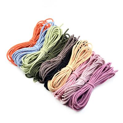 新款高弹力螺纹发绳约2.5MM橡皮筋手工DIY发圈头绳发饰品配件材料