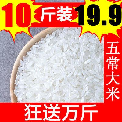 正宗五常大米10斤特价东北大米20斤装批发稻花香粥米长粒香米新米