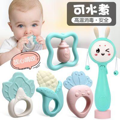 婴儿玩具3-6-12个月8摇铃益智4男孩9女孩5早教新生幼儿宝宝0-1岁2