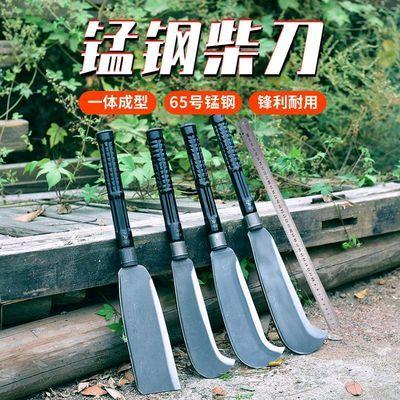 家用砍竹刀柴刀弯刀农用加厚砍柴刀砍树刀伐木劈材刀户外开路刀大