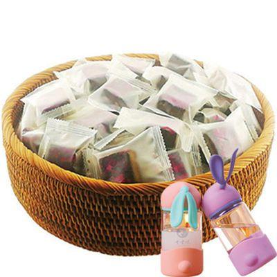 【拍2发5袋】云南老黑糖块手工土红糖姜茶大姨妈袋装250克/13颗