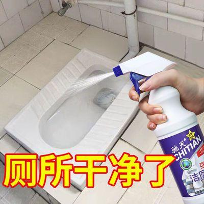 洁厕灵马桶清洁剂洗厕所清洗剂洁厕净清香型除臭除垢洁厕液蓝泡泡