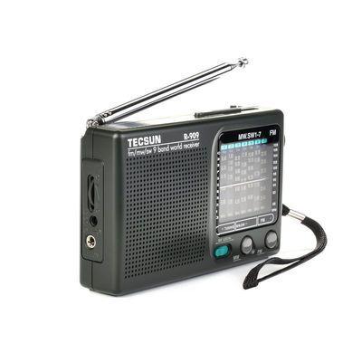 新款Tecsun/德生 R-909老人全波段便携老式年fm调频广播半导体收