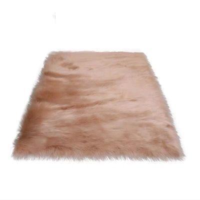 长毛绒地毯卧室飘窗沙发垫阳台地垫客厅房间床边仿羊毛毯加厚地毯